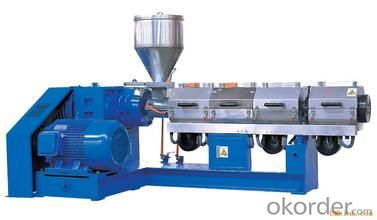 Single Screw Extruder Machine  for  PVC/PP/PC