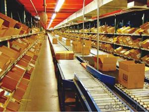 Module Pallet Racking Shelves for Module Storage