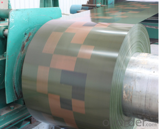 Color coated galvanized steel coils SGCC, DX51D,China origin
