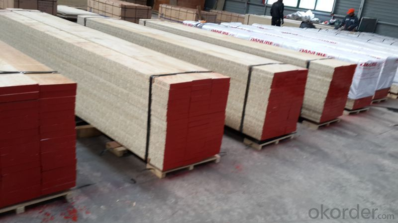 Radiate pine LVL Scaffolding Board for construction