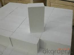 Refractory Bricks Fused azs glass melting oven