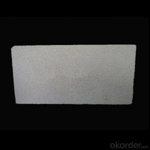 Insulating Fired Brick with 65% Al2O3 min High Alumina