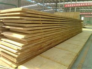 WBP Glue pine LVL Scaffolding Plank for construction
