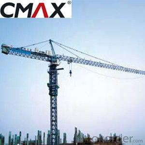 Tower Crane TC7050 stable braking and less shock