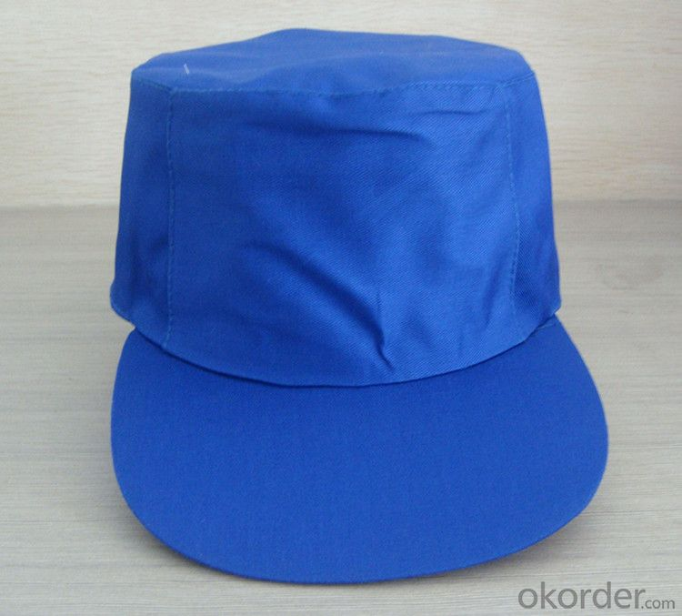 Protective Hat with High quality led flash light