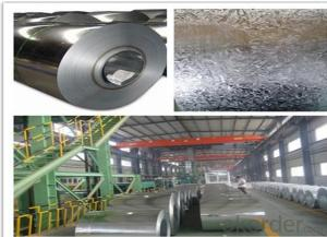 Grade Galvanized Steel Coil with CE Approved