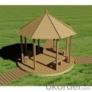 best merbau wood decking floor from China