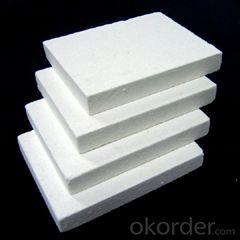 Ceramic Fiber Board 1260 (STD) Low Bulk Density