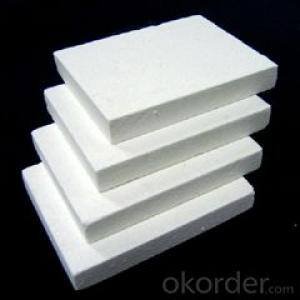 Ceramic Fiber Board 1260 (STD) Low Bulk Density