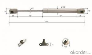 Gas Spring for Furniture  Accessories Lift Pneumatic