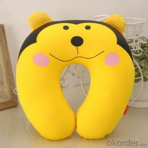 Cute comfortable Travel Pillow Of Pig Shape