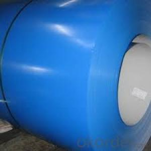 Roofing Sheet Raw Material Color coated steel coil