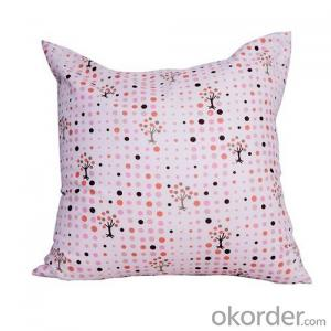 Square shape beads pillow For Livingroom