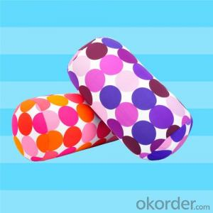 Beads Pillow of Tube Shape With Nice Pattern