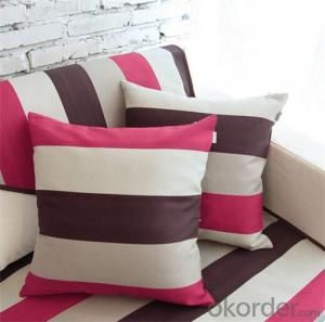 Sofa Cushion Cover Material 100% Cotton