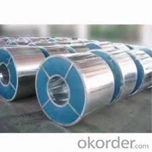 Cold Rolled Coil Strips/Galvanized Steel Coil