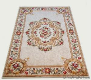 Wilton Carpet of 100%PP Material with Modern Design for Home Decoration