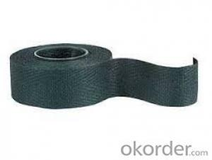 Cloth Tape Synthetic Rubber Adhesive for Pipe Wrapping