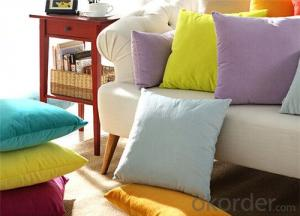 Sofa Cushion Size 40*40 Filling 100% Polystyrene