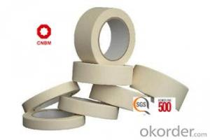 Masking TAPE TEMPERATURE RESISTANCE 60 RUBBER