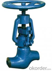 Steam Globe Valve Size: 1/2  with good quality