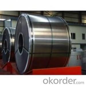 hot-dip galvanized steel coil SGCC  in China