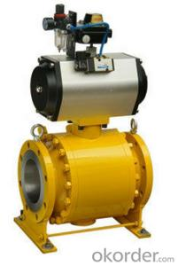 Electric Ball Valve Side Entry Design, Top Entry Design