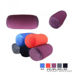Beads pillow filled with million microbeads