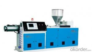 Single Screw Recycling Machine  for Board