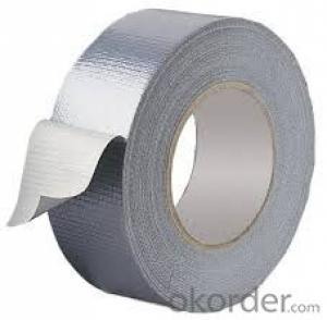 CLOTH TAPE HOT MELT MESH27 SILVER COLOUR SGS&ISO9001