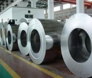 Cold Rolled Coil Strips/HOT Galvanized Steel Coil