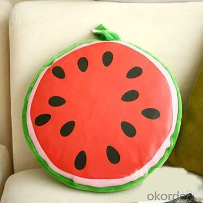 High Density Foam Seat Cushion for Hot Sale Cotton Linen