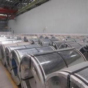 hot-dip galvanized/ aluzinc steel SGCC CSA CSB DX51D