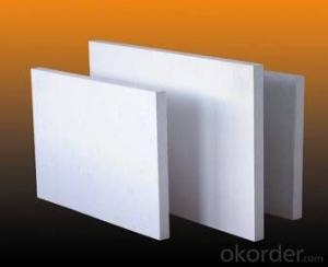 Ceramic Fiber Board for Heat Insulation