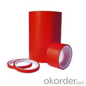 Masking TAPE TEMPERATURE RESISTANCE 80 COLOUR RED WORLD TOP 500 ENTERPRISE
