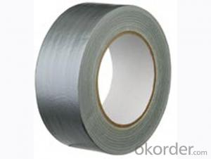 Cloth Tape Hot-melt Silver Cloth Tape for Pipe Wrapping