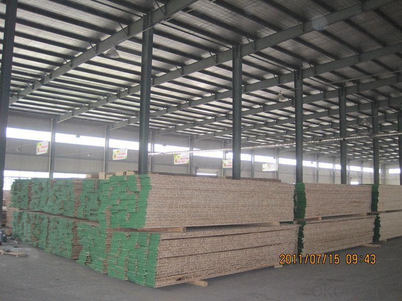 WBP Glue  LVL Scaffolding Plank/Board for construction