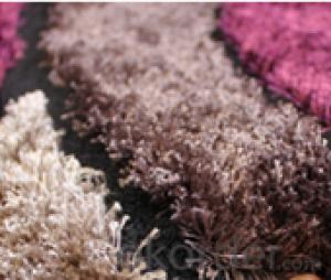 Microfiber Shaggy Rug with Fashion New Design and Excellent Quality