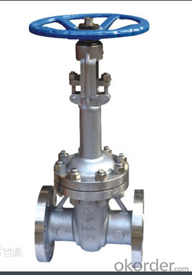 Cryogenic Gate Valve with reliable sealing