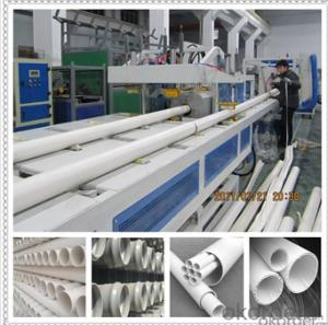 Small Pipe Making Machine Wire Conduit Pipe Etruder Machine