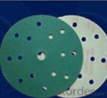 Welcro Disc for Glory Produce Machine Used Tools