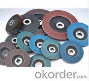 Abrasive Flap Disc for Rotary Polishing Use