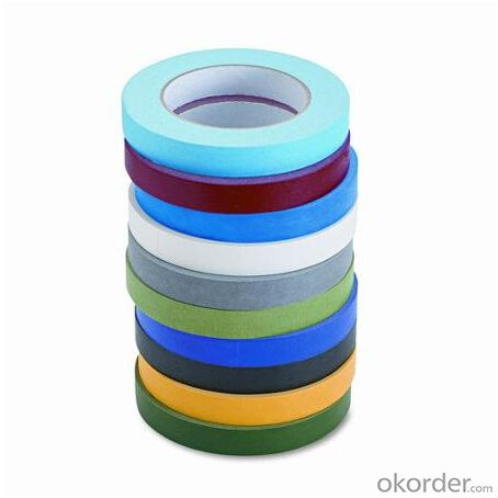 Masking Tape Custom Made Colorful Tape High Quality Tape