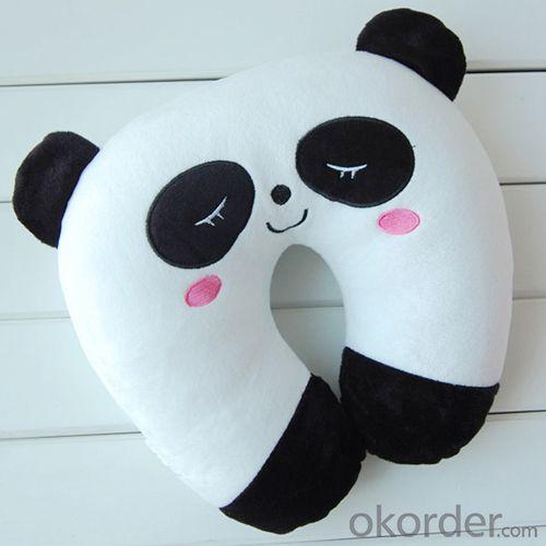 Cute Travel Pillow of Panda Shape for Children