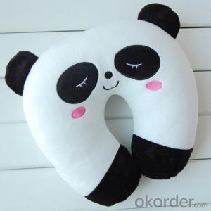 Cute Travel Pillow of Panda Shape for Children
