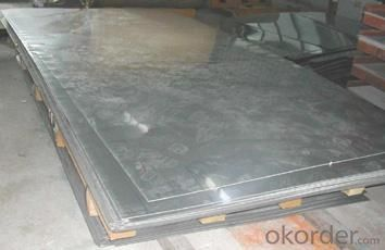 Stainless Steel Sheet Fabrication with 5mm Thickness