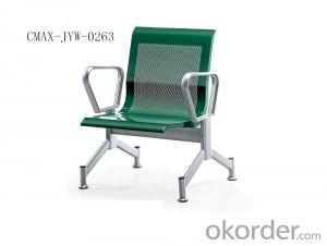 Single Public Waiting Chair for Airport Waiting Area CMAX-JYW-0263