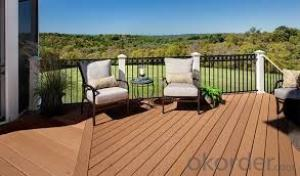 Project WPC Decking CE certificate CMAX WPC project decking