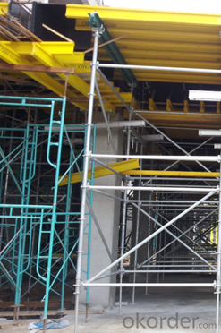 Timber Beam  Column Formwork High Quality in Construction Building