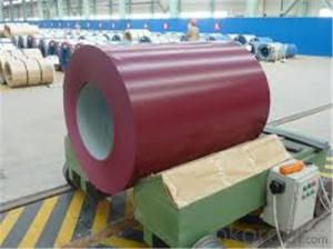Prepainted Steel coils, Hot-dipped Galvanized, with good corrosion resistance